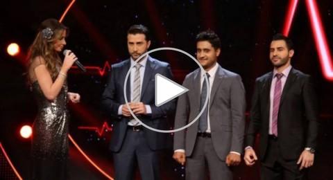 العراقي مهند المرسومي يغادر Arab Idol
