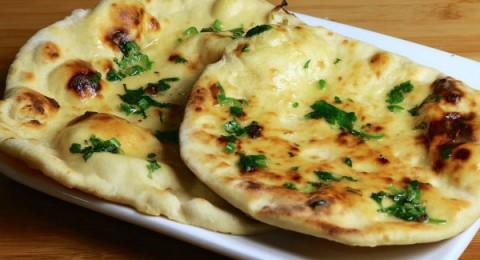 طريقة عمل خبز النان الهندي للسحور