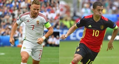 يورو 2016 - فرنسا للعبور إلى ربع النهائي وبلجيكا في مواجهة المجر الطموحة