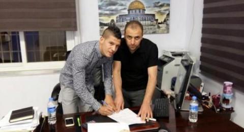 9 لاعبين جدد يوقعون لهلال القدس