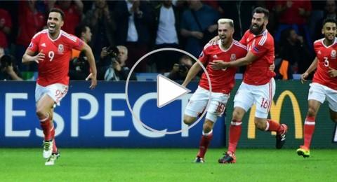 يورو 2016 .. ويلز يفجر المفاجأة وتهزم بلجيكا لتصعد للدور قبل النهائي