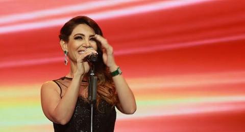 ديانا حداد تتألق في مهرجان صيف دبي