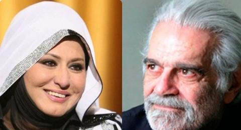 هل تزوجت سهير رمزي سراً من الفنان العالمي عمر الشريف؟