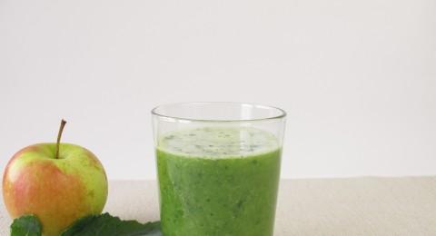 مشروب التفاح الأخضر لرشاقتك