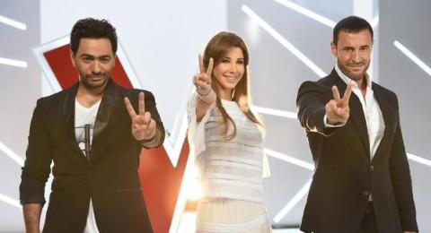 """تامر حسني ونانسي عجرم وكاظم الساهر أعضاء لجنة تحكيم """"The Voice Kids"""""""