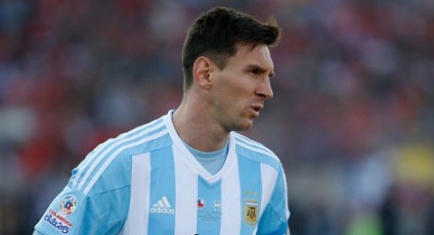 الانتقادات تبعد ميسي عن المنتخب الأرجنتيني
