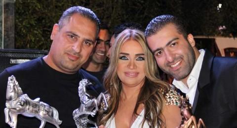 وزير الثقافة الاردني يكرم مازن دياب في مهرجان الاصايل