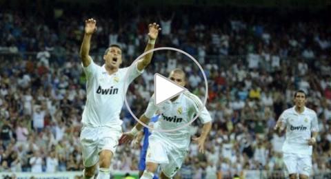 ريال مدريد يتطلع لفوزه الاول بمواجهة جاره خيتافي
