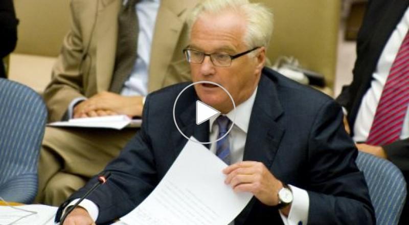 تشوركين: روسيا تدعو لرفع العقوبات عن سوري