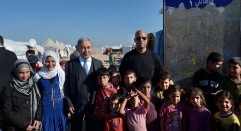 اللاجئون السوريون في تركيا بالأرقام