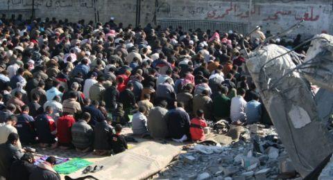 بعد 4 اعوام على العدوان على غزة- 30% من المنازل لم تعمر