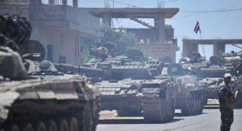 الجيش السوري يستعد لمعركة إدلب