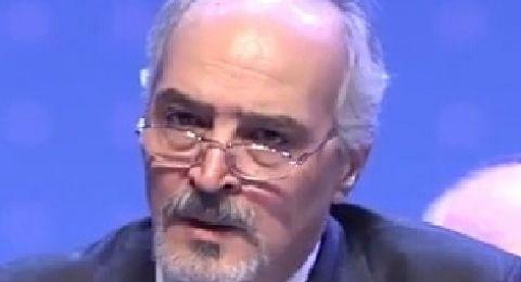 الجعفري يهاجم الأمين العام للأمم المتحدة