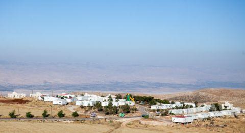 حكم إسرائيلي بمنع إخلاء بؤرة استيطانية أقيمت على أراض خاصة شرق رام الله
