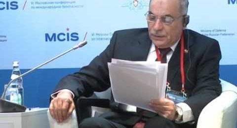 زلة لسان مثيرة لنائب وزير الدفاع السوري عن إسرائيل