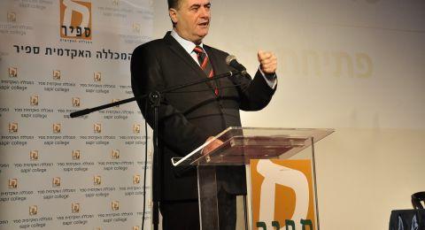 وزير الاستخبارات الإسرائيلي: