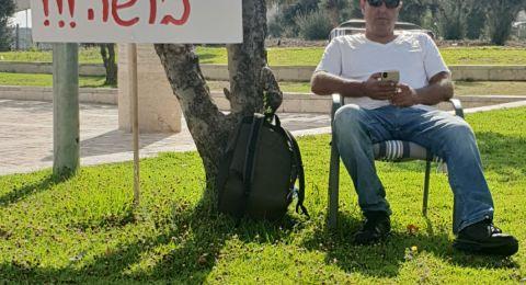 القدس: اضراب عن الطعام احتجاجاً على عدمّ توفّر امتحانات السياقة العمليّة