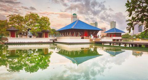 سريلانكا وجهة سياحية هامة