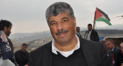 إصابة الوزير وليد عساف برصاصة مطاطية بالأذن برام الله