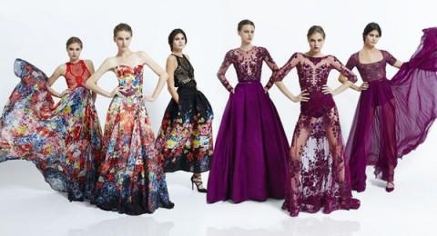 أناقة غجريّة في مجموعة زهير مراد للأزياء الجاهزة