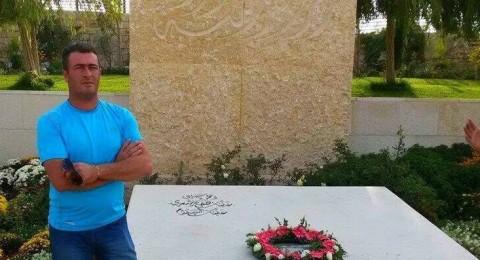 كفر كنا تفجع بوفاة اللاعب مراد عباس خلال مباراة كرة في رام الله