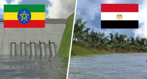 وزير الري الإثيوبي يتجاهل مصر ويؤكد مواصلة بناء سد النهضة