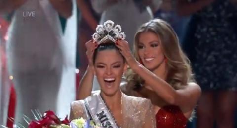 شاهدوا: جنوب إفريقية تفوز بلقب ملكة جمال الكون