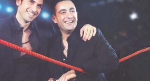 ما قصة اللقاء السري بين أحمد عز والسقا؟