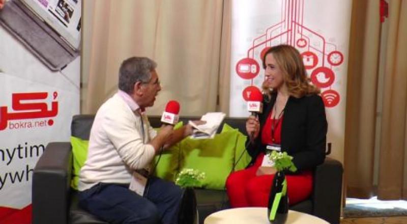 هديل تلاوي، أول امرأة عربية صاحبة مكتب تأمين: أؤمن بقدرة النساء على مواجهة التحديات