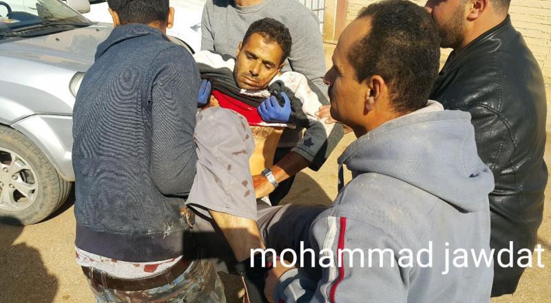 استشهاد مواطن فلسطيني برصاص مستوطن ببلدة قصرة جنوب نابلس