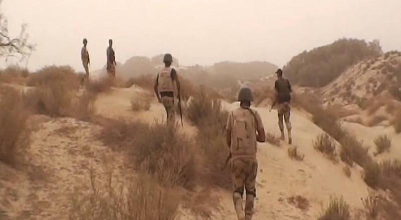 مصر: مقتل 11 إرهابياً في مداهمة شمال سيناء