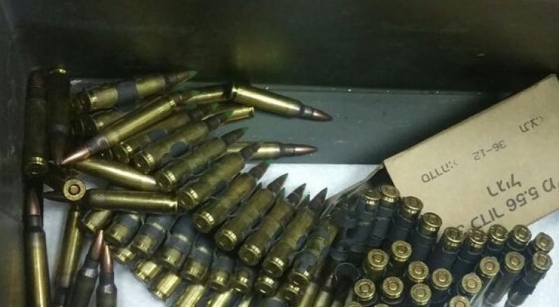 سالم: ضبط اسلحة واعتقال مشتبهين