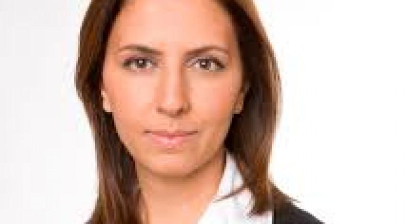جملئيل خلال مشاركتها في مؤتمر القاهرة: