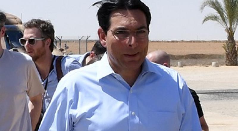 سفير إسرائيل بالأمم المتحدة: نجري حوارات مع 12 سفيرا عربيا