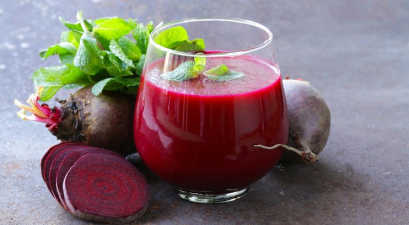 الشمندر غذاء نموذجي لصحة القلب والأوعية الدموية