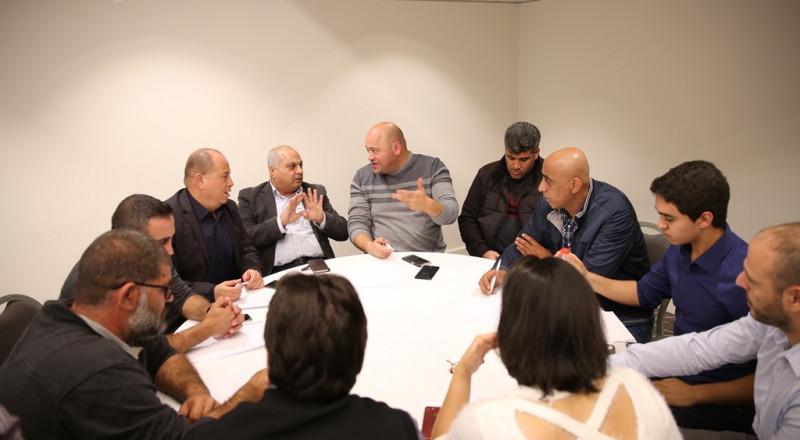الناصرة: لقاء شبابي يناقش تحديات المدينة وطرق النهوض فيها