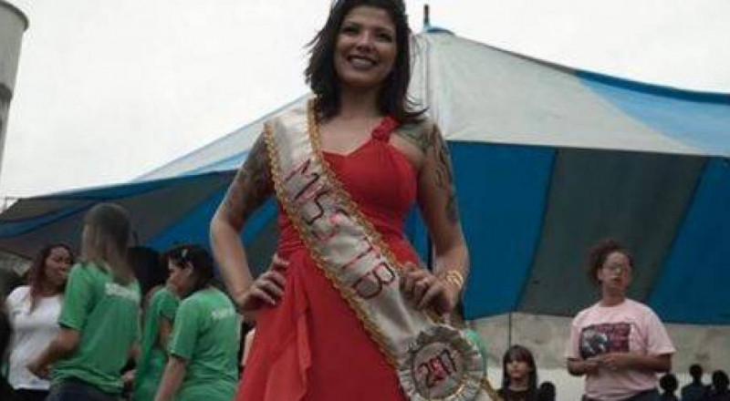 ملكة جمال السجينات في البرازيل محكوم عليها بـ45 سنة!