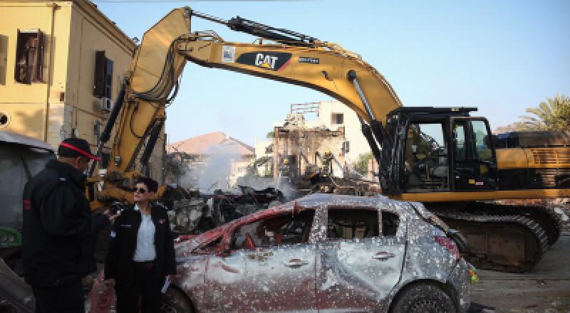 يافا: توقيف صاحب محل الدهانات الذي حدث فيه الانفجار