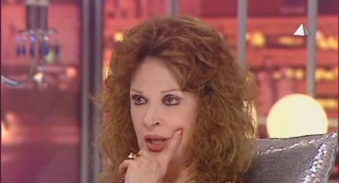 نيللي تثير غضب رئيس مجلس الشورى المصري!