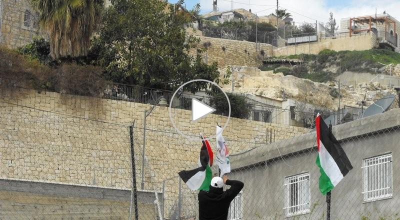 القدس: انطلاق الاتحاد العام لشباب فلسطين رغم المنع الاسرائيلي