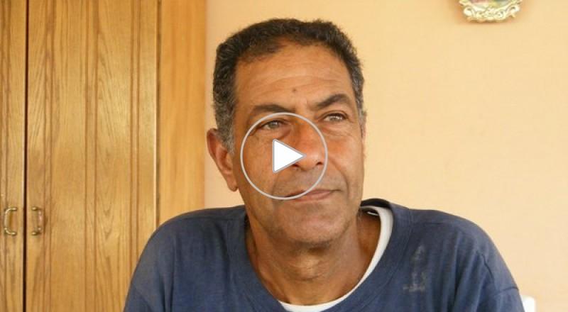 في الثلاثين من آذار، عمر شلش ينتظر محاكمته على الارض