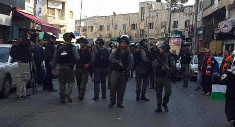 اعتقال 149 فلسطينيا في القدس خلال شهر آذار 2016