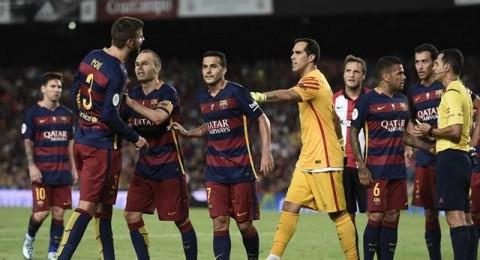مؤامرة ديل بوسكي على برشلونة قبل الكلاسيكو!