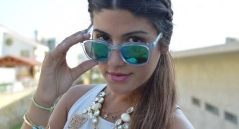 أحدث صيحات النظارات الشمسية صيف 2014