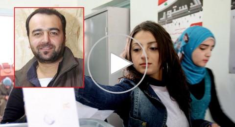 الممثل السوري سامر المصري (أبو شهاب) يترشح للإنتخابات الرئاسية؟!