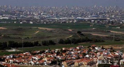 24 صافرة انذار بغلاف غزة نتيجة لاطلاق قذائف صاروخية تجاه المستوطنات الاسرائيلية