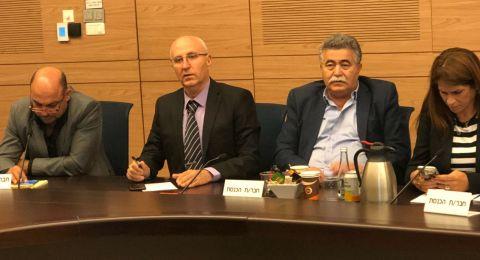 بمبادرة النائب وائل يونس لجنة الاقتصاد تناقش قضية الجباية في نجمة داوود الحمراء