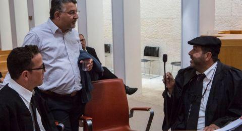 المحكمة العليا ترفض بتركيبة تسعة قضاة إلتماس القائمة المشتركة ضد قانون طرد النواب