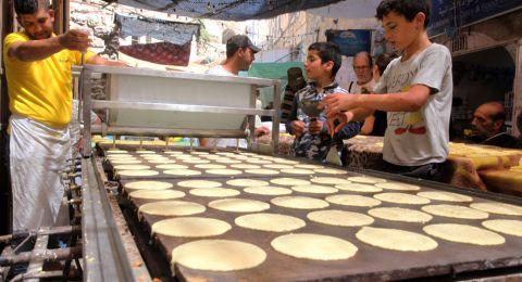 رمضان في الخليل بنكهة مختلفة