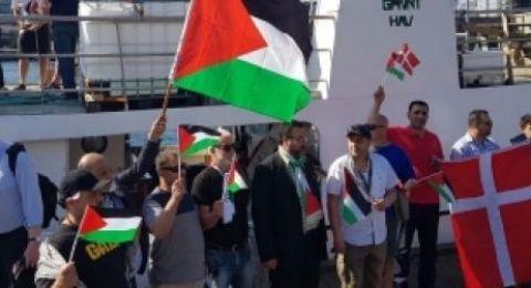 إطلاق أول سفينة من غزة لكسر الحصار الثلاثاء المقبل
